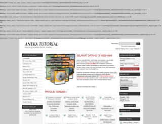 anekatutorial.com screenshot