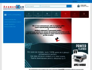 anemonacom.ro screenshot