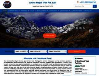 anepaltrek.com screenshot