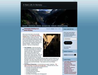 anewlifeinnorway.wordpress.com screenshot