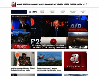 anews.com.tr screenshot