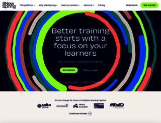 anewspring.com screenshot