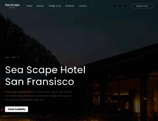 anexioneventos.cl screenshot