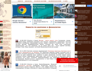 anfiz.ru screenshot