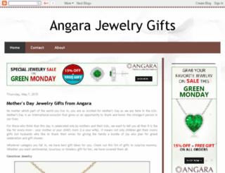 angara-gifts.blogspot.com screenshot