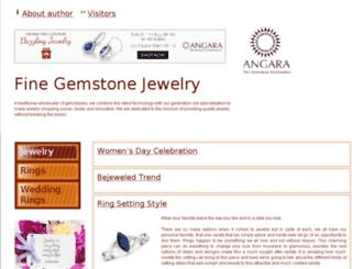 angara.webgarden.com screenshot