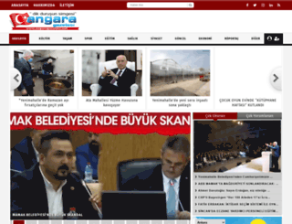 angaragazetesi.net screenshot
