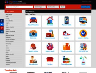 angbarato.com screenshot