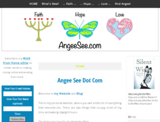 angeesee.com screenshot