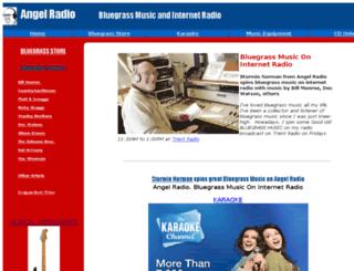 angel-radio.makingit.info screenshot