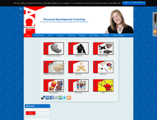 angelacummins.com screenshot