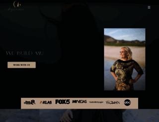 angelagiles.com screenshot