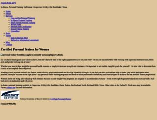 angelapond.com screenshot