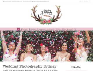 angelarosephotography.com.au screenshot