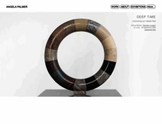 angelaspalmer.com screenshot