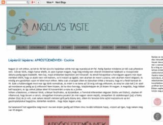 angelastaste.blogspot.com screenshot