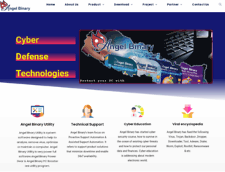 angelbinary.com screenshot