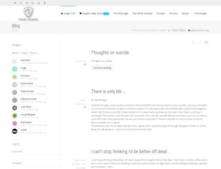 angelcity.findangel.org screenshot