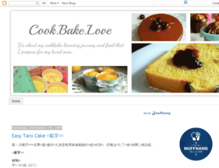angelcookbakelove.blogspot.com screenshot
