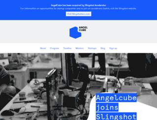 angelcube.com screenshot