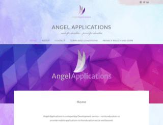 angeleducation.co.uk screenshot