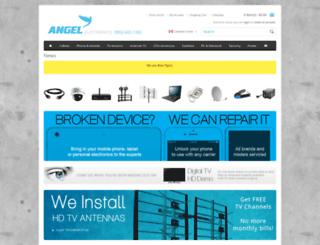 angelelectronicsshop.com screenshot