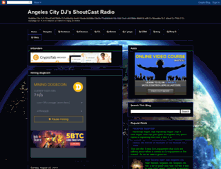 angelescitydjs.blogspot.com screenshot