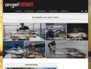 angelfieber.com screenshot