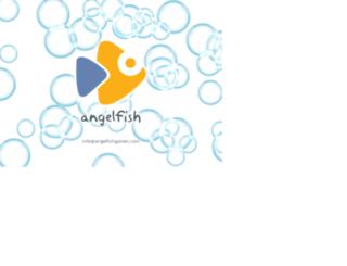 angelfishgames.com screenshot