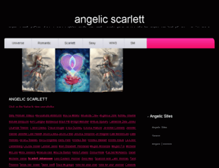 angelic-scarlett.com screenshot