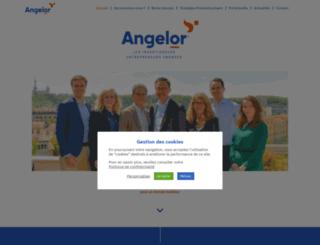 angelor.fr screenshot