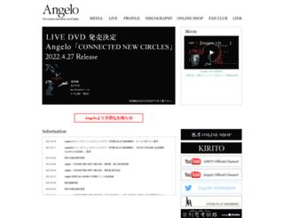 angeloweb.jp screenshot