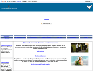 angelred.com screenshot