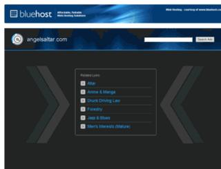 angelsaltar.com screenshot