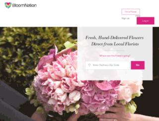 angelscuteflowers.com screenshot