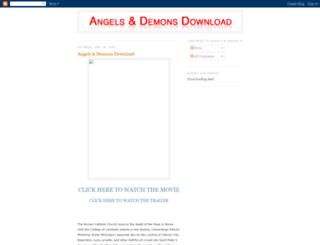 angelsdemonsdownload.blogspot.no screenshot