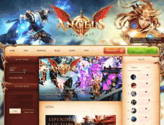 angelsmu.com screenshot