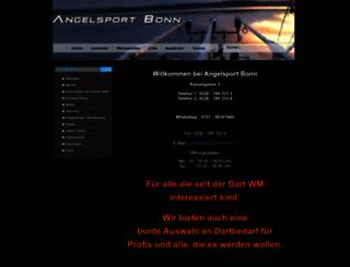 angelsport-bonn.de screenshot