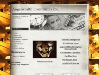 angelwealth1.webs.com screenshot