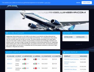 angelwingsva.com screenshot