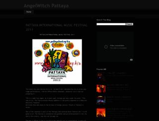 angelwitchpattaya.blogspot.com screenshot