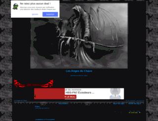 angesduchaos.forums-actifs.com screenshot