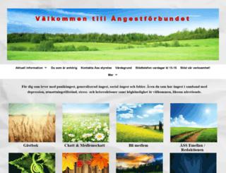 angest.se screenshot