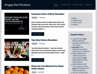 angga.web.id screenshot