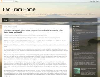 angie-heading-home.blogspot.com screenshot