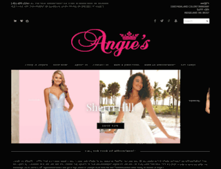 angiesfashion.net screenshot