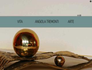 angiolatremonti.it screenshot