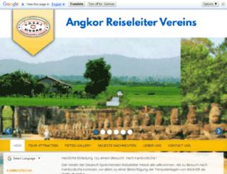 angkorreiseleitervereins.com screenshot