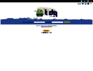 angkot.tibandung.com screenshot