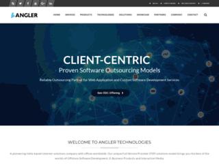 angleritech.com screenshot